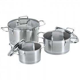 Proficook Batería de Cocina compuesta por  6 piezas KTS1050