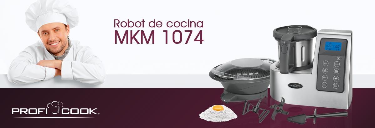 Robot de Cocina Proficook MKM 1074